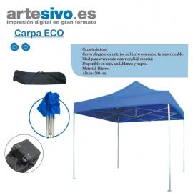 CARPA ECONÓMICA DE ACERO, VARIAS MEDIDAS