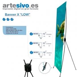 X-BANNERS ECONÓMICOS VARIAS MEDIDAS