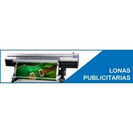 IMPRESIÓN DE LONAS PUBLICITARIAS Y TEXTILES