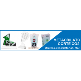 FABRICACIÓN DE METACRILATOS CORTE CO2